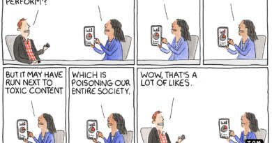 facebook ad boycott and 10+ years of facebook cartoons
