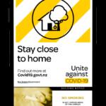 Smart Displays: Connecting Communities